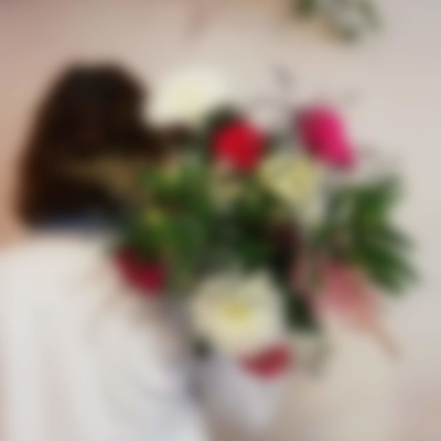 Bouquet Surprise du fleuriste pastel