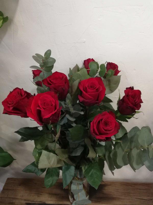 livraison-fleuriste-le-mans-roses-rouges